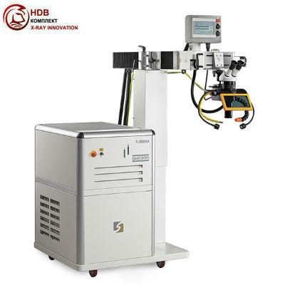 Сварочный лазер для ремонта штампов и прессформ SWA 150/300 Sisma