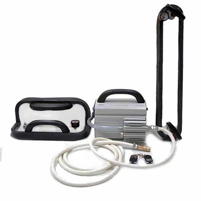 Оборудование для проведения неразрушающего контроля герметичности